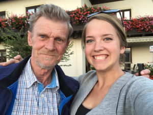 Hannah und Einar Ragnarsson